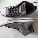 Converse unisex gray shoe