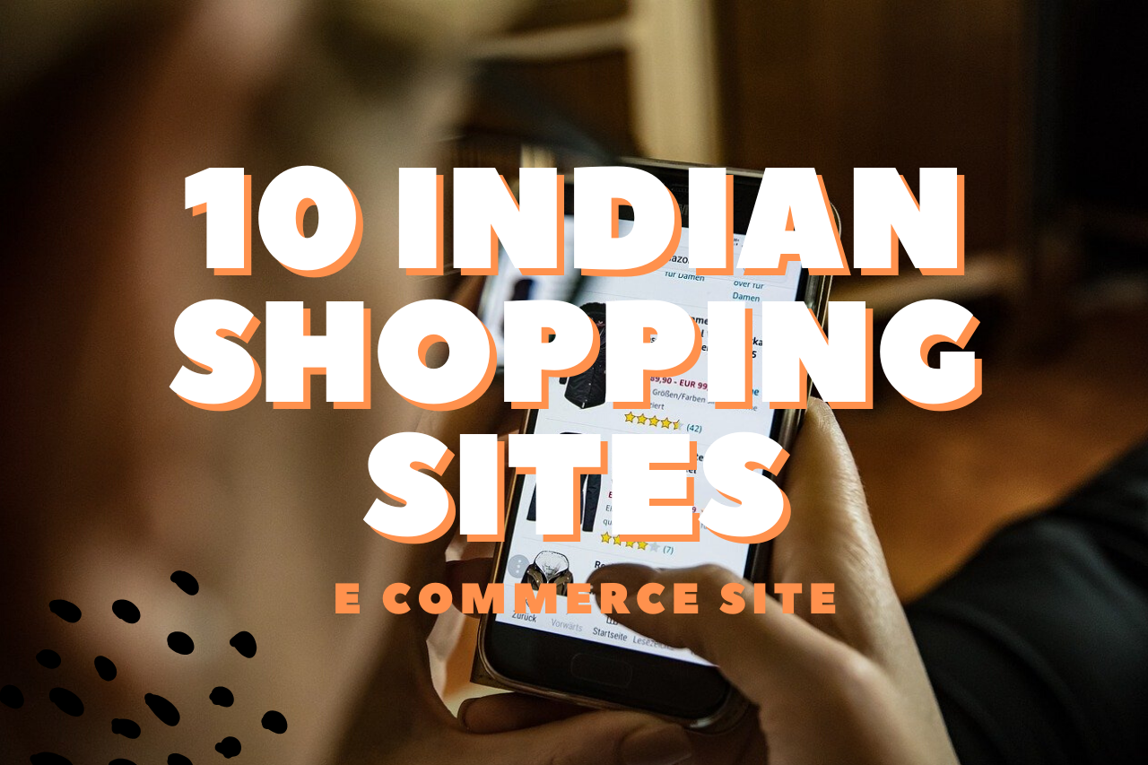 Top 10 Shopping Sites In India