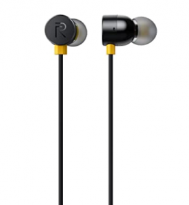 Realme earbuds with mic
