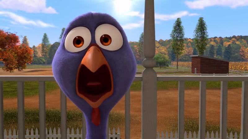 Free Birds   Animation Film