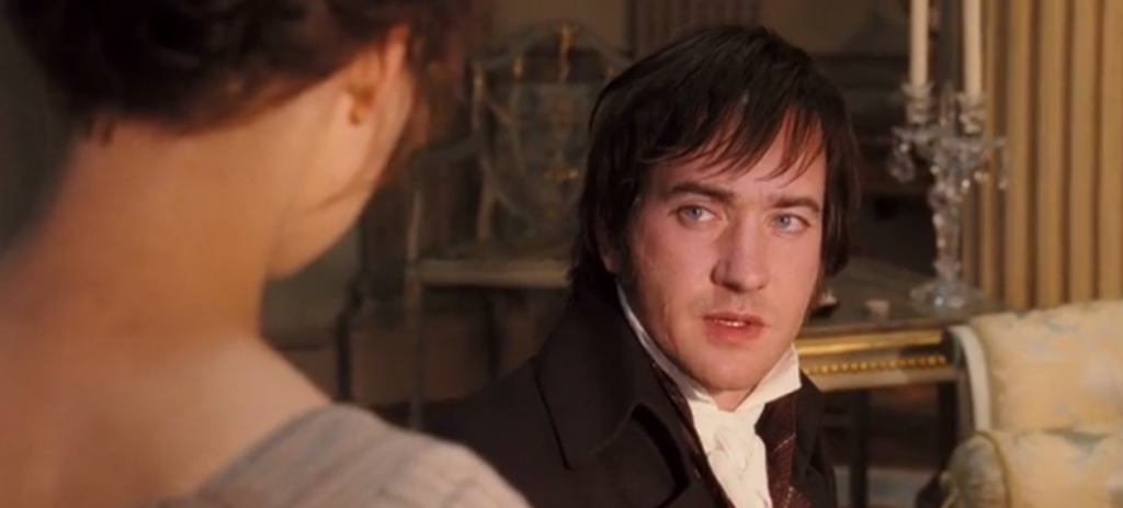 Pride and Prejudice - Darcy and Elizabeth