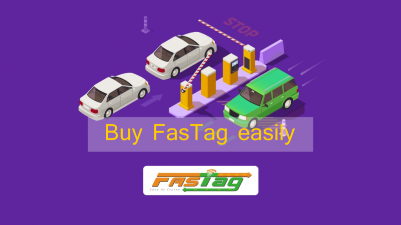 Buy FasTag Easily
