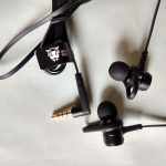 Ant audio W56 wired metal in ear stereo based headphone