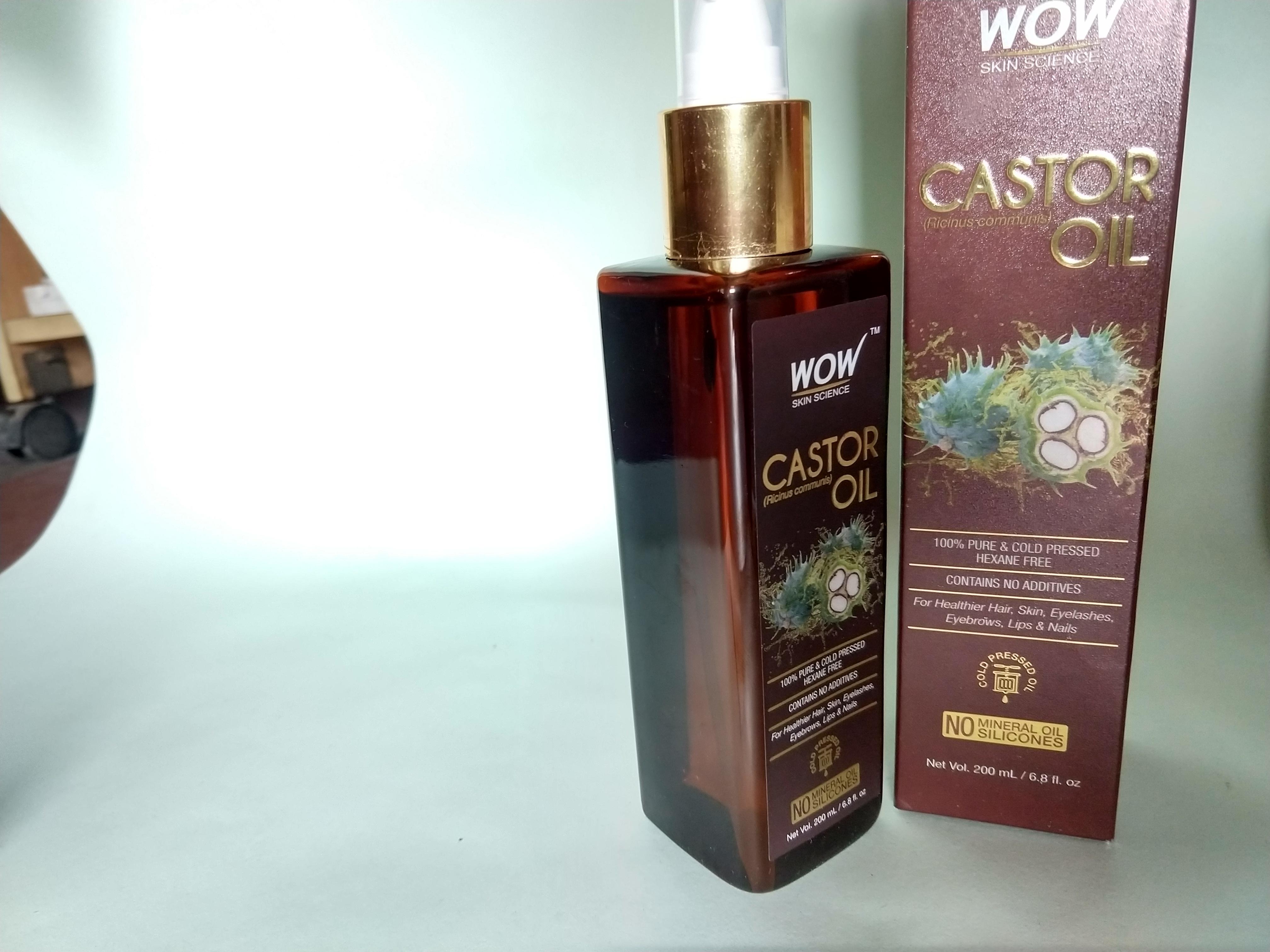WOW Skin Science Castor Oil