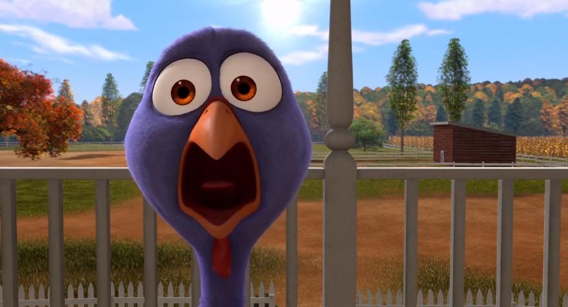 Free Birds | Animation Film
